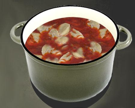 Борщ красный рецепт пошагово