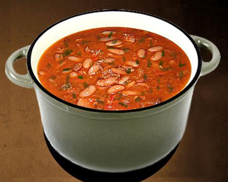 суп лобио рецепт