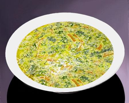 Рецепт супа из крапивы с тушенкой