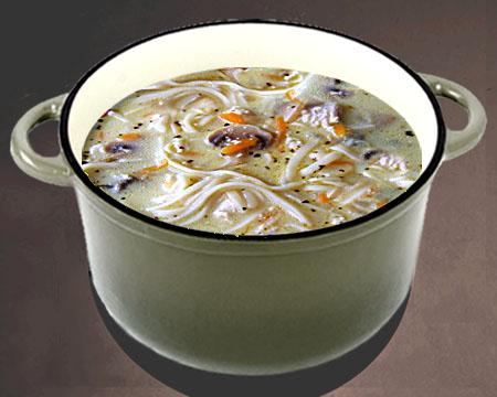 Белые грибы рецепты вторых блюд с фото